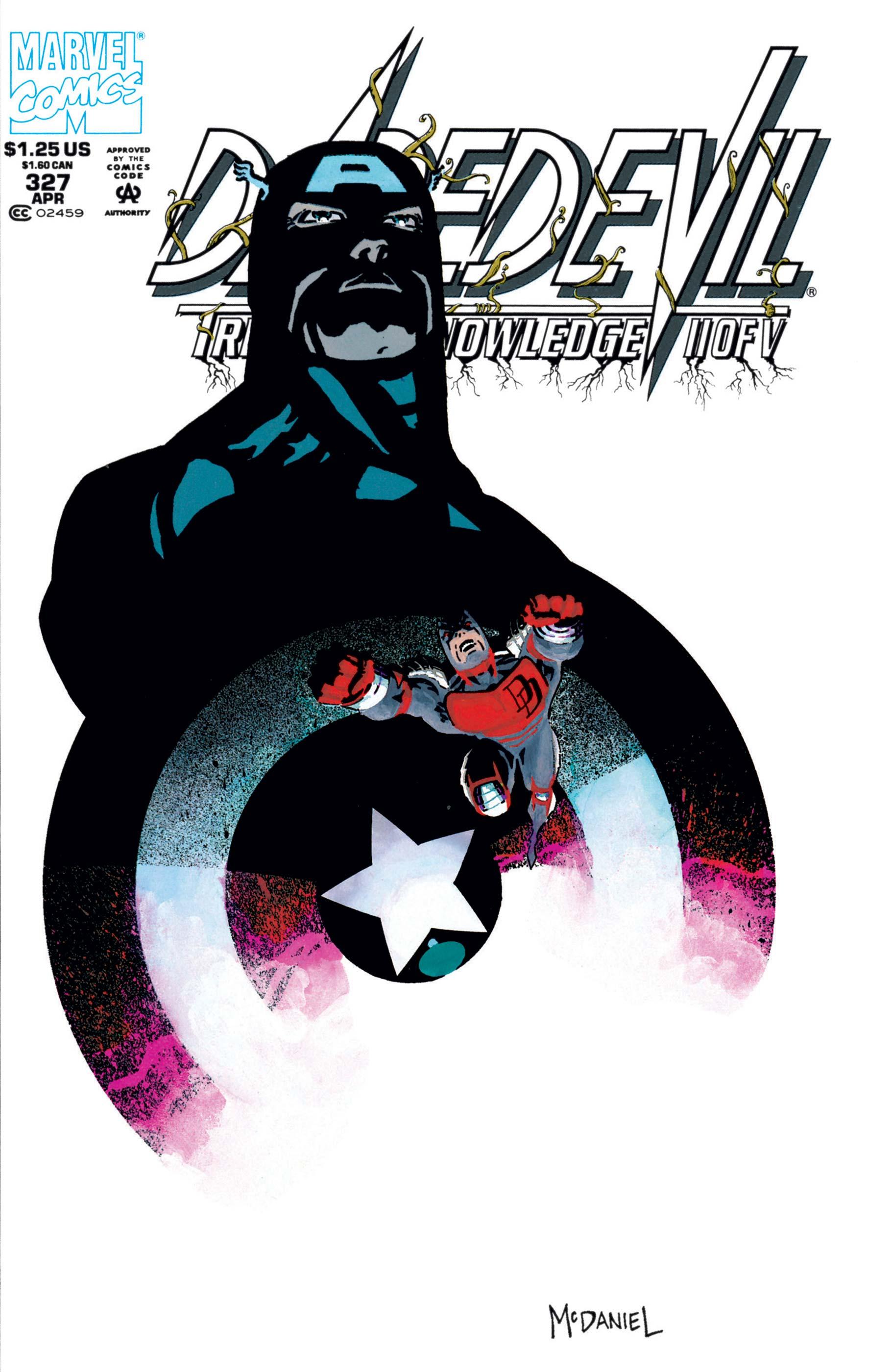 Daredevil (1964) #327