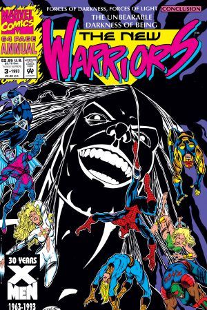 New Warriors Annual (1991) #3