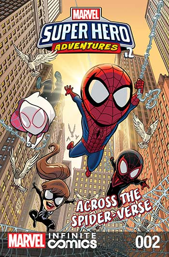 Marvel Super Hero Adventures: Spider-Man - Across the Spider-Verse (2019) #2
