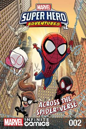 Marvel Super Hero Adventures: Spider-Man - Across the Spider-Verse #2