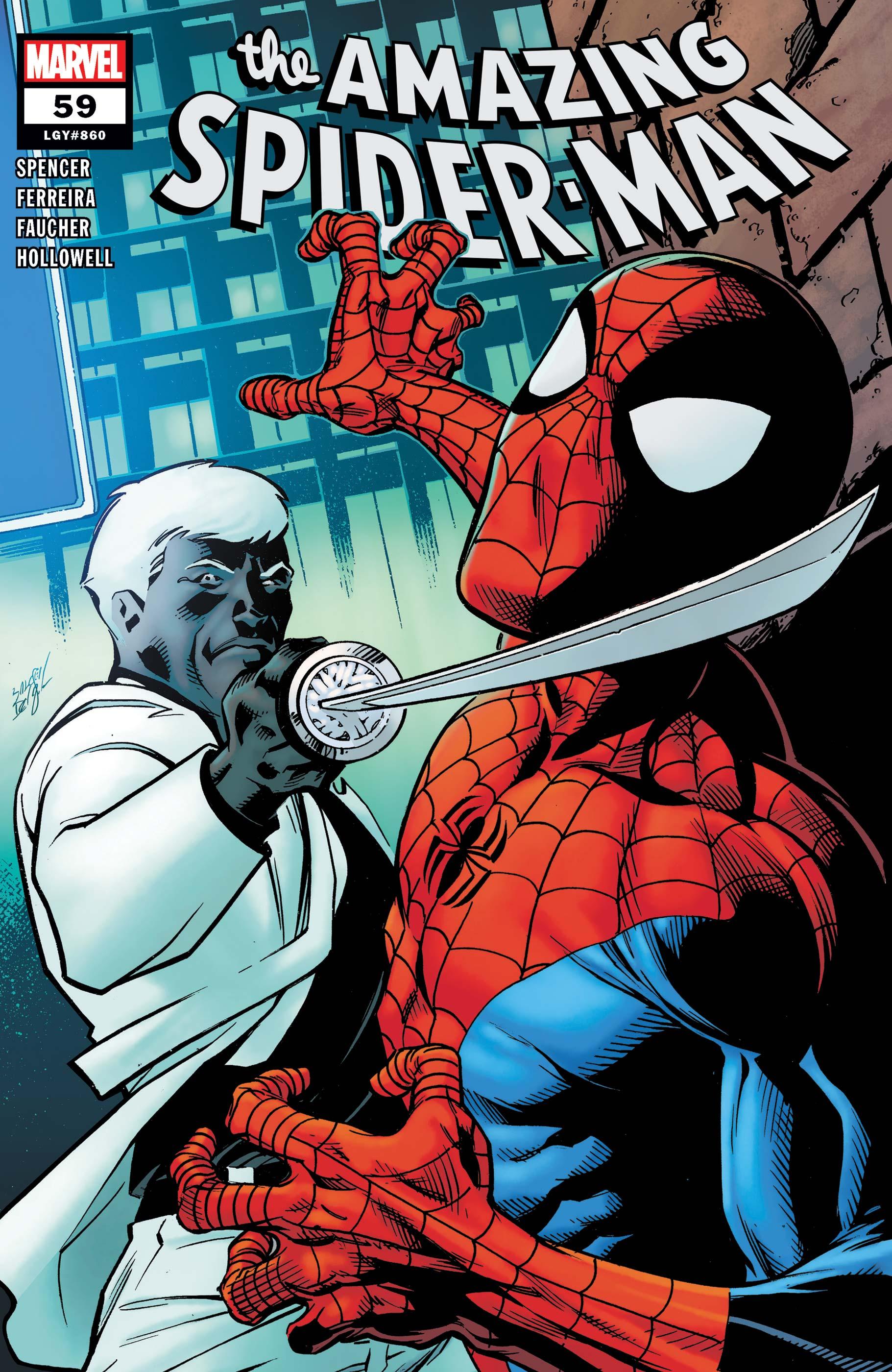 The Amazing Spider-Man (2018) #59