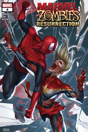 Marvel Zombies: Resurrection #4