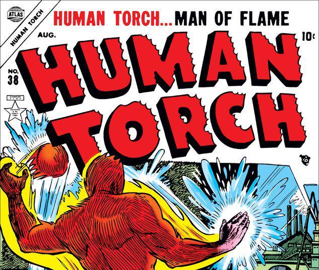 Human Torch #38