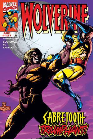 Wolverine #127