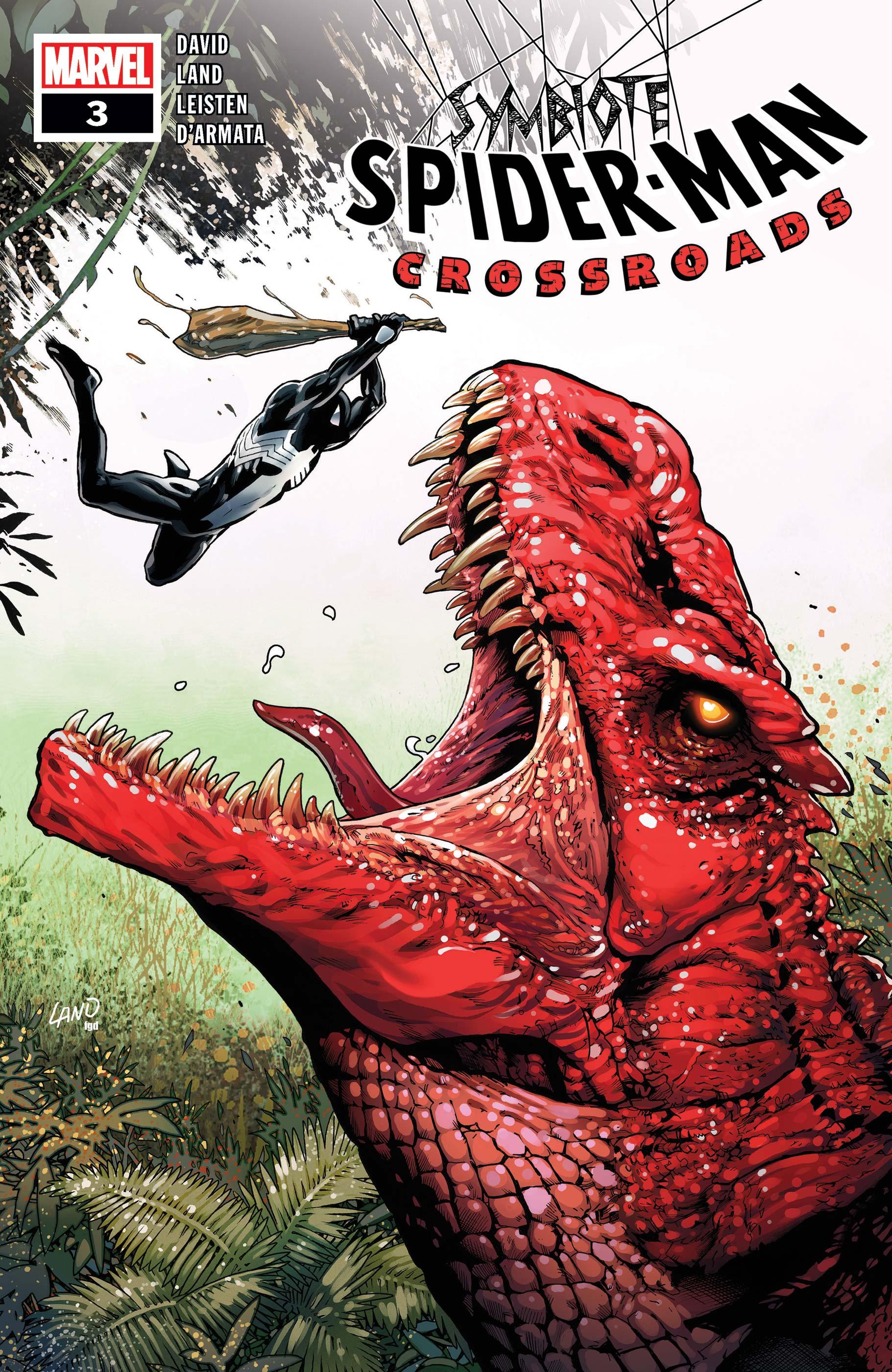 Symbiote Spider-Man: Crossroads (2021) #3