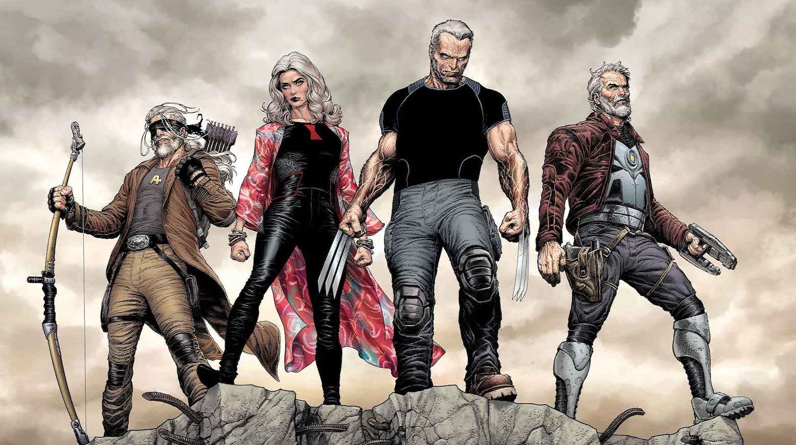 'Wastelanders' Comics