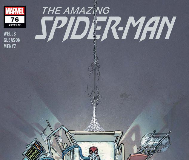 The Amazing Spider-Man #76