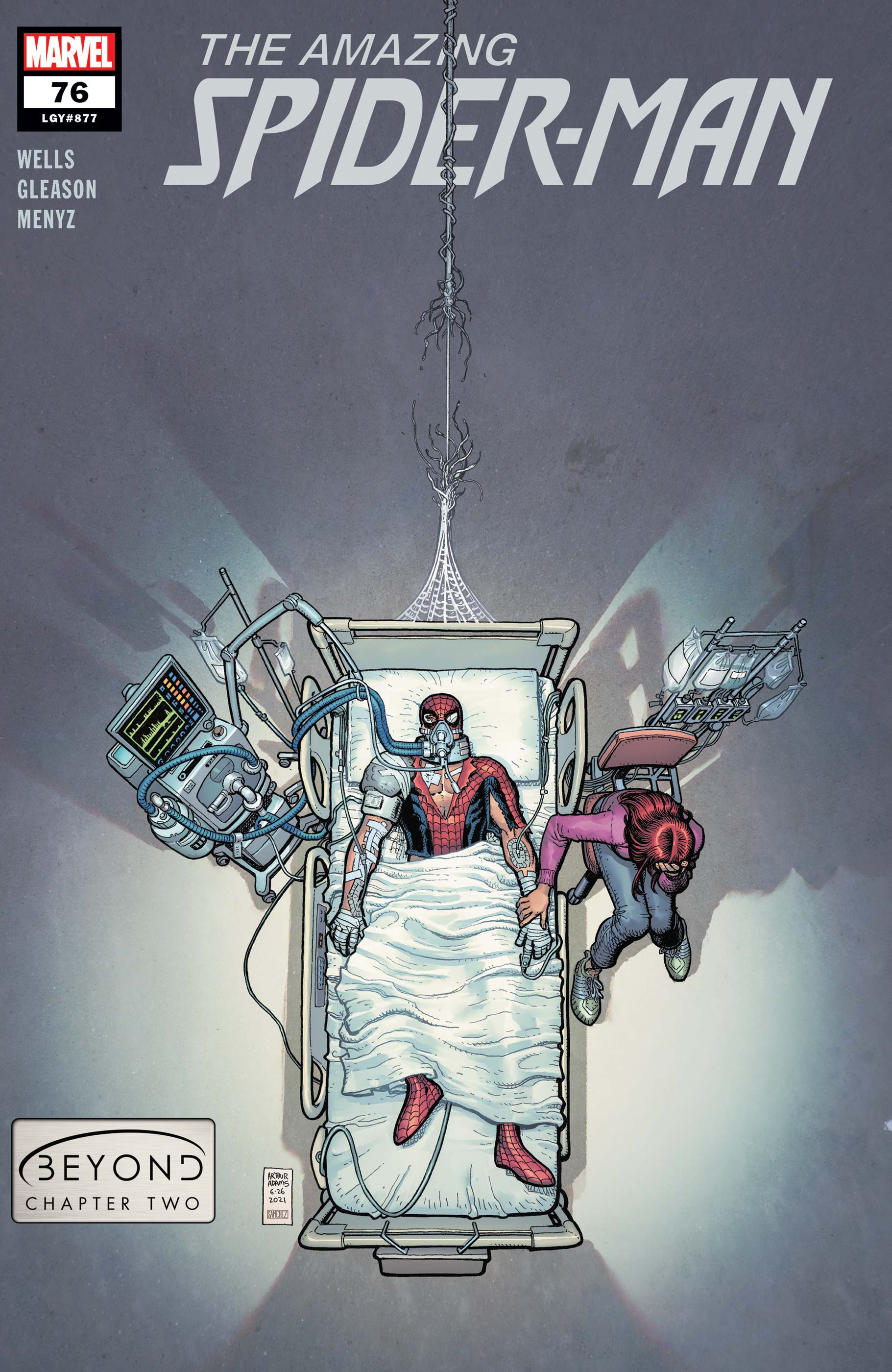 The Amazing Spider-Man (2018) #76