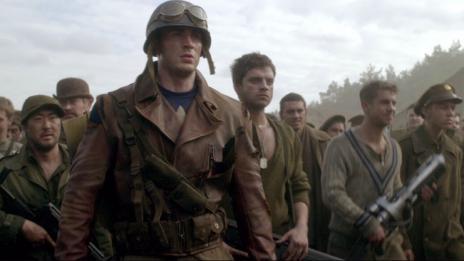 Captain America: The First Avenger TV Spot 2