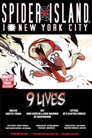 Spider-Island: I Love New York City #1