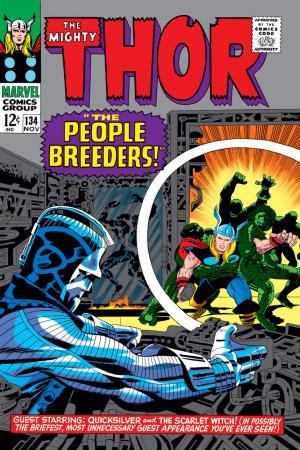 Thor (1966) #134