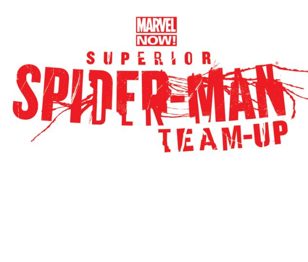 SUPERIOR SPIDER-MAN TEAM-UP 1 BLANK COVER VARIANT (WITH DIGITAL CODE, INTERIORS ONLY)