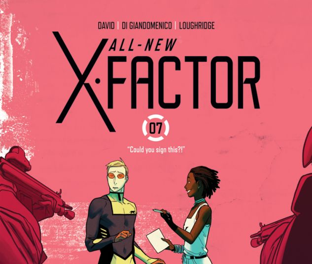 ALL-NEW X-FACTOR 7 (ANMN, WITH DIGITAL CODE)