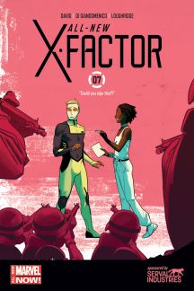 All-New X-Factor (2014) #7