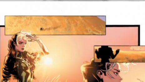 Marvel AR: AvX #11 Art Evolution Part 1