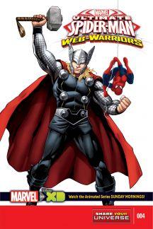 MARVEL UNIVERSE ULTIMATE SPIDER-MAN: WEB WARRIORS #4