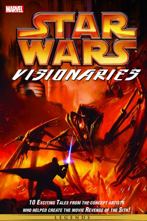 Star Wars Visionaries #1