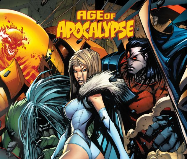 AGE OF APOCALYPSE 4 (SW, WITH DIGITAL CODE)