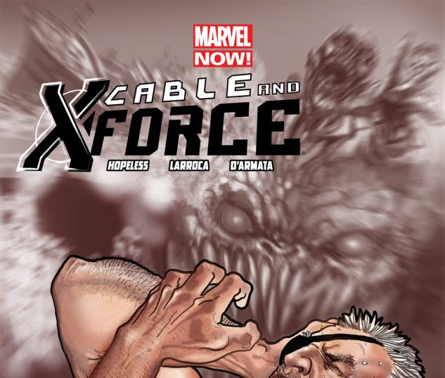 Cable and X-Force (2012) #2