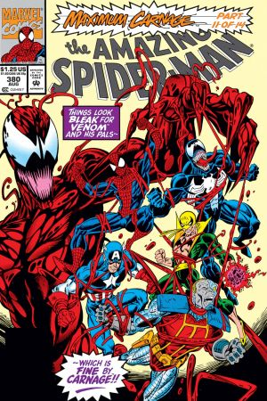 The Amazing Spider-Man #380