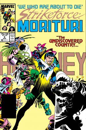 Strikeforce: Morituri (1986) #9