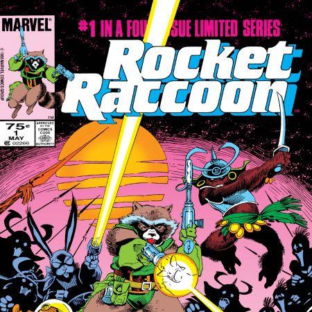 Rocket Raccoon (1985-present)