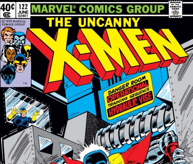 UNCANNY X-MEN (1963) #122