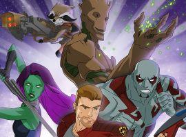 Marvel's Guardians of the Galaxy Season 2