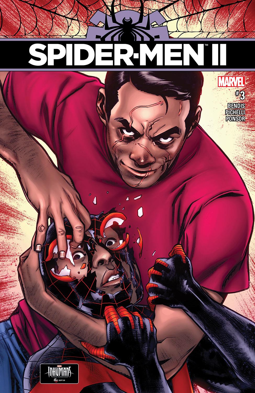 Spider-Men II (2017) #3
