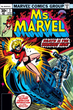 Ms. Marvel (1977) #3