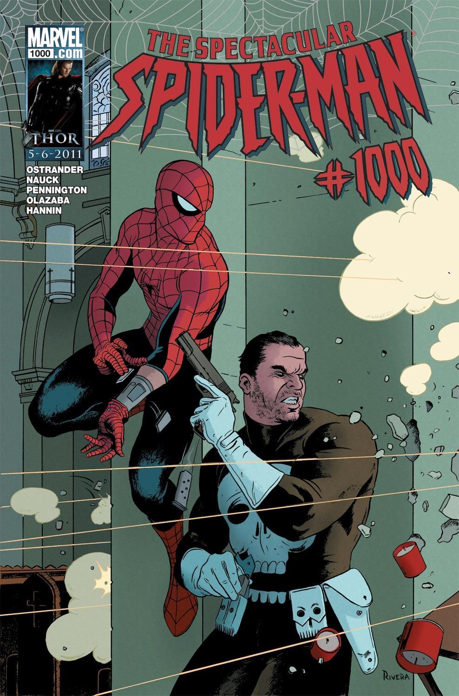 Spectacular Spider-Man (2011) #1000