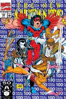 New Mutants #100