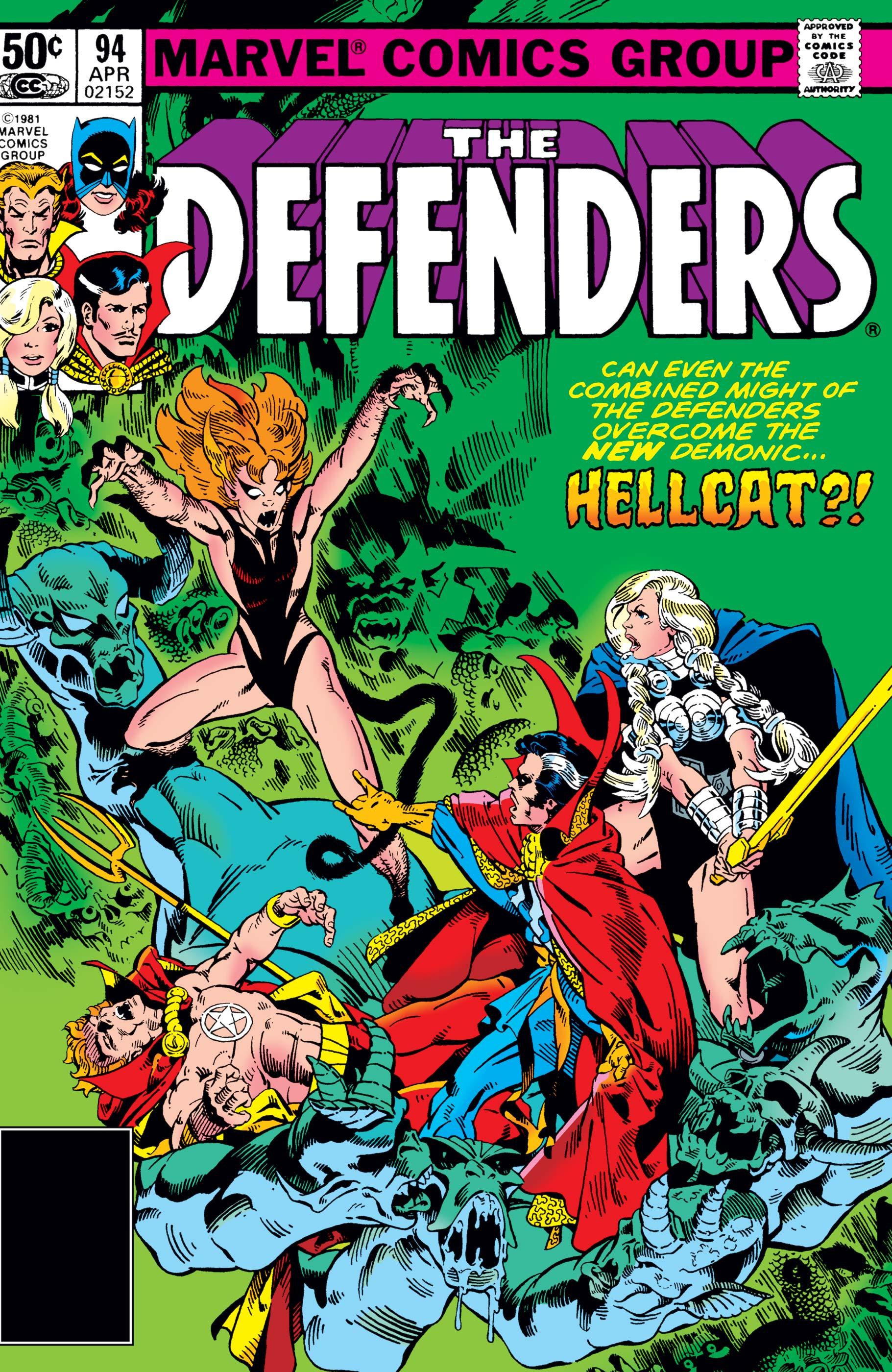 Defenders (1972) #94