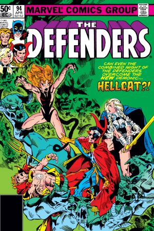Defenders #94