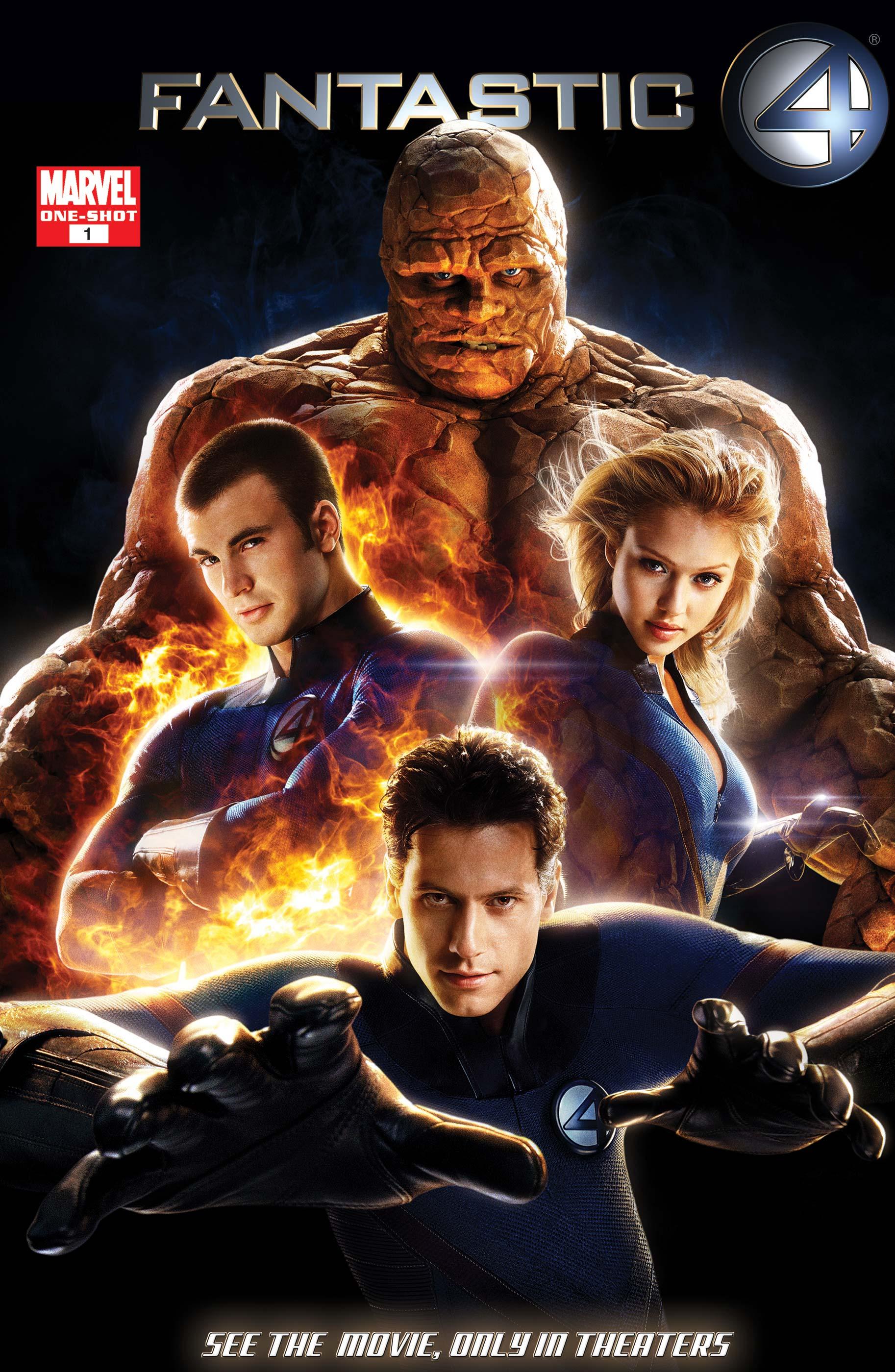 fantastic four the movie 2005 1 comics marvelcom