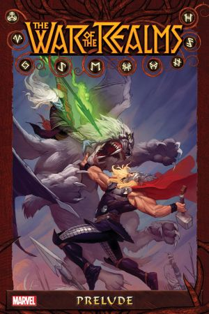 War Of The Realms Prelude (Trade Paperback)