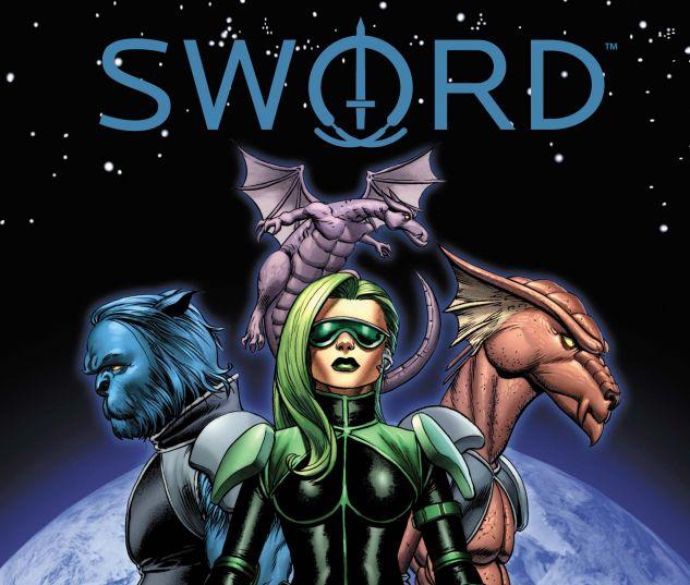 S.W.O.R.D. (2009) #1