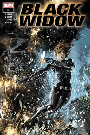 Black Widow #5