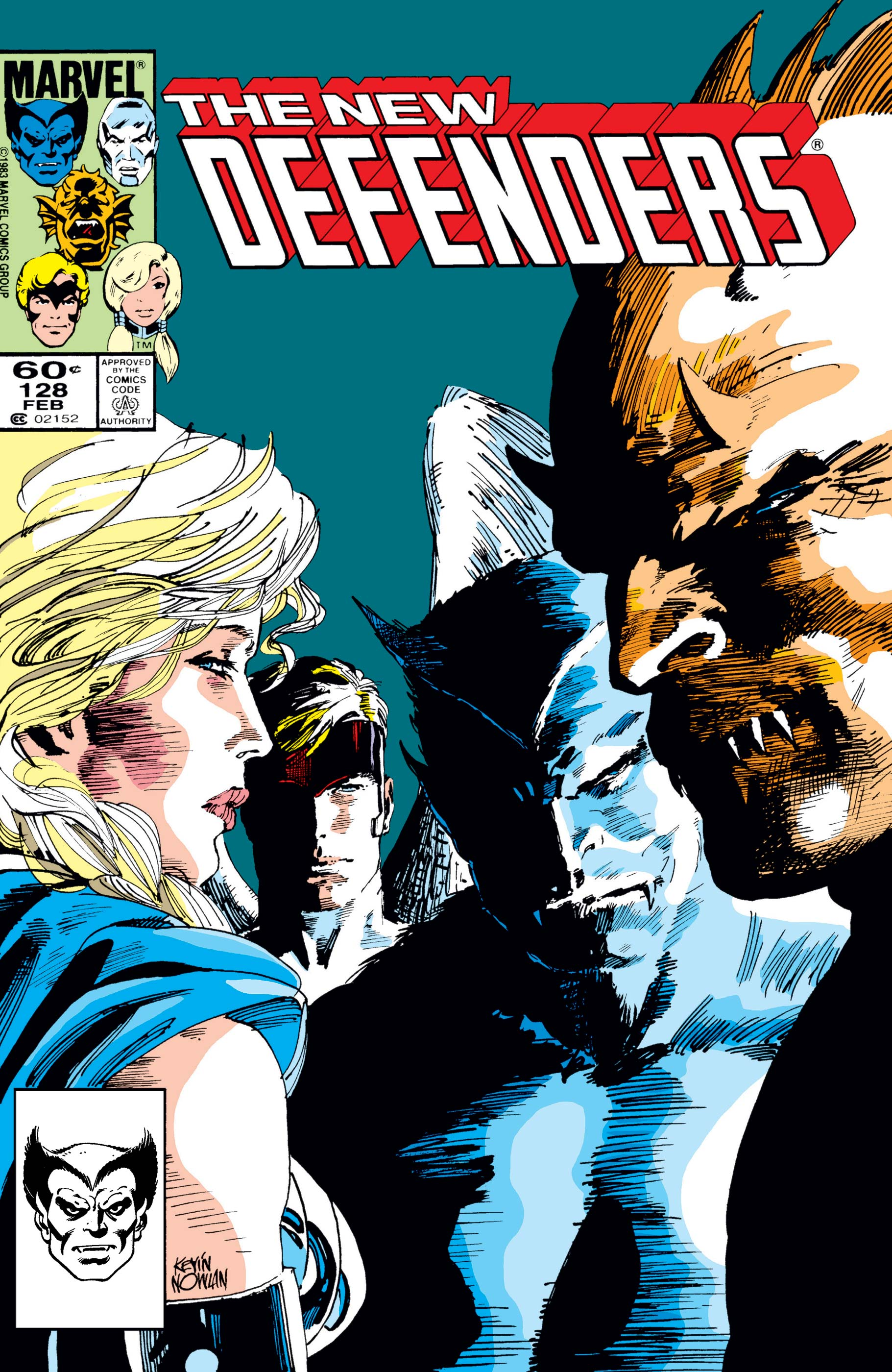 Defenders (1972) #128