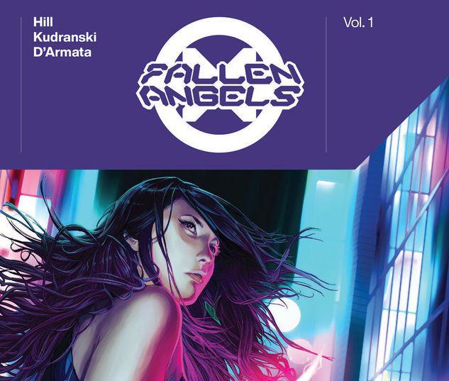 FALLEN ANGELS BY BRYAN HILL VOL. 1 TPB #1