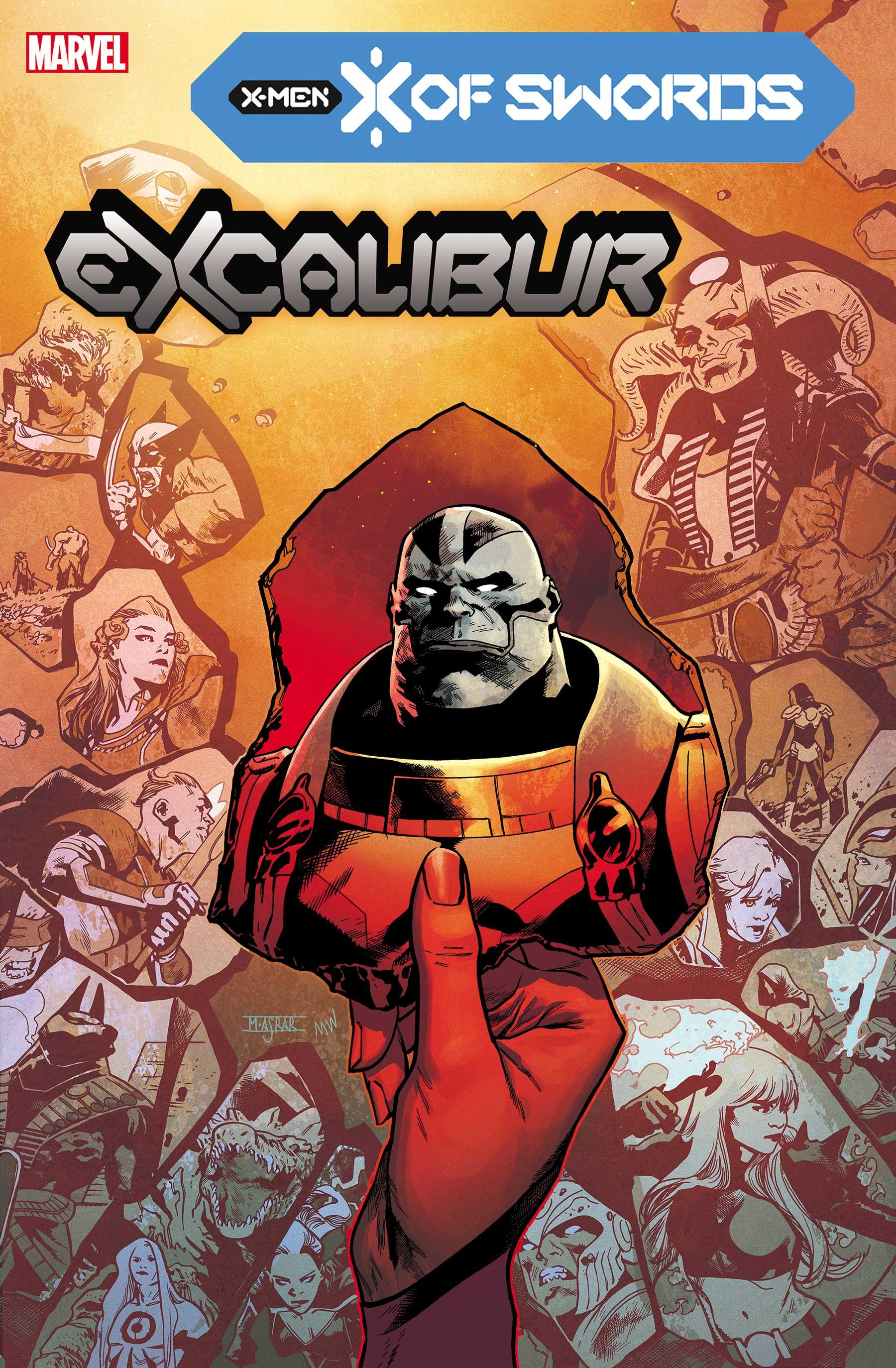 Excalibur (2019) #15