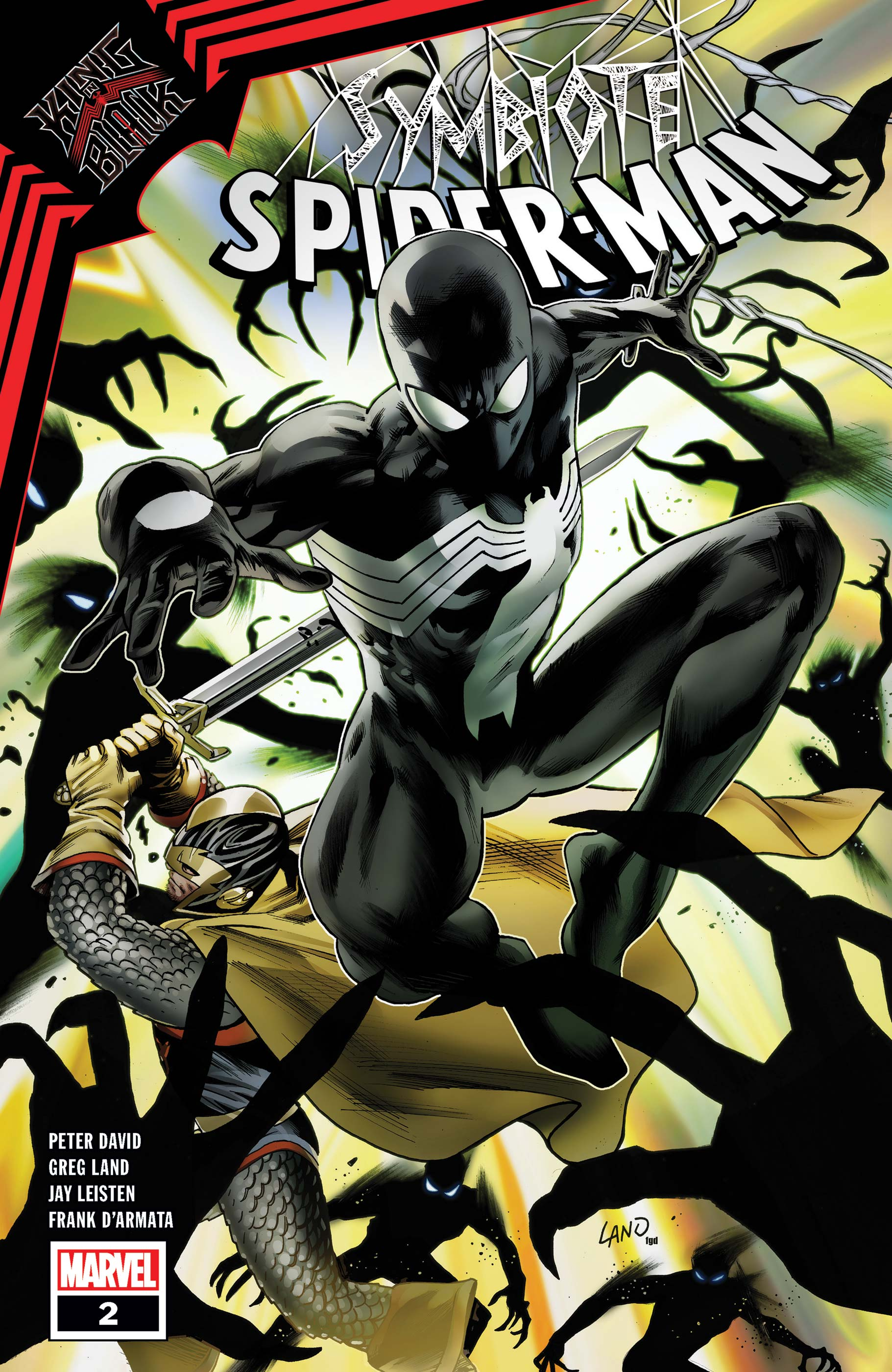 Symbiote Spider-Man: King in Black (2020) #2
