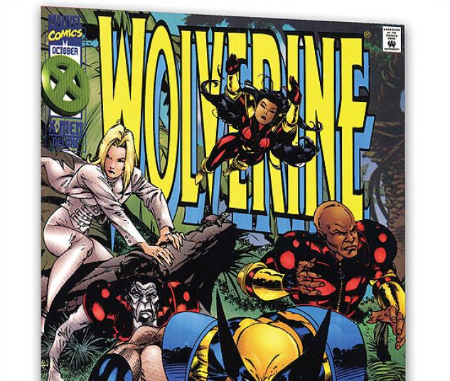 ESSENTIAL WOLVERINE VOL. 5 #0