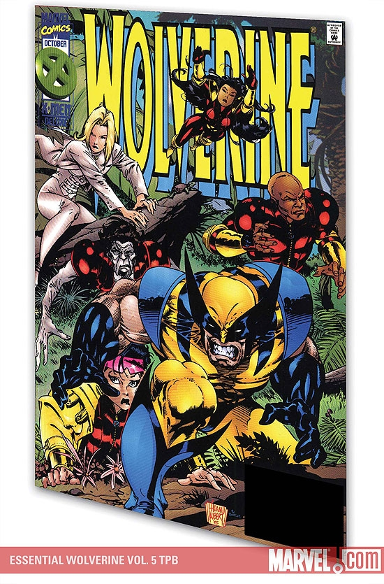 Essential Wolverine Vol. 5 (Trade Paperback)
