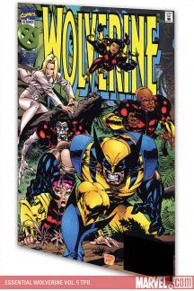 Essential Wolverine Vol. 5 (Trade Paperback)