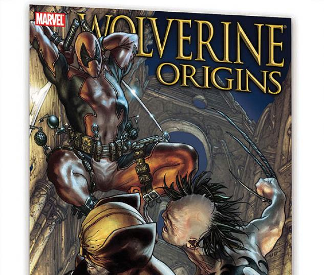 WOLVERINE: ORIGINS VOL. 5 - DEADPOOL #0