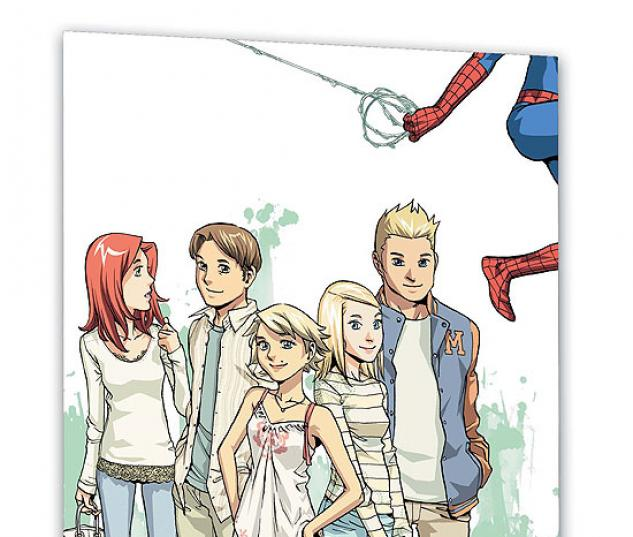 SPIDER-MAN LOVES MARY JANE VOL. 4: STILL FRIENDS #0