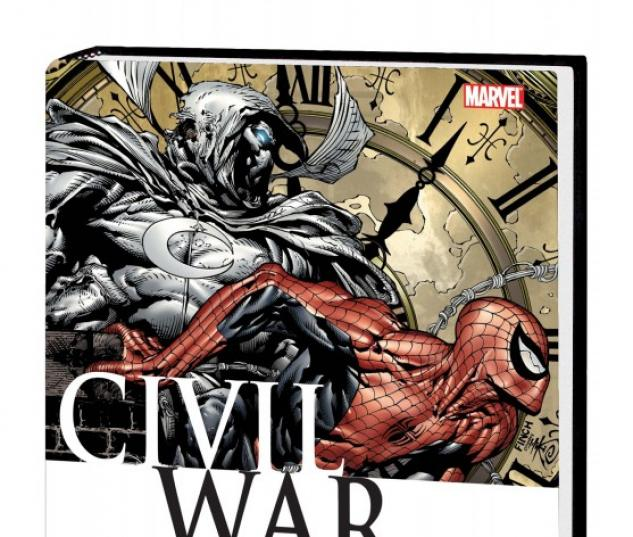 Civil War: The Underside (Hardcover)