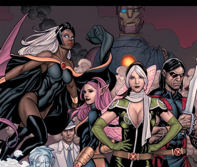 X-Men: Schism (2011) #4, Cho Variant