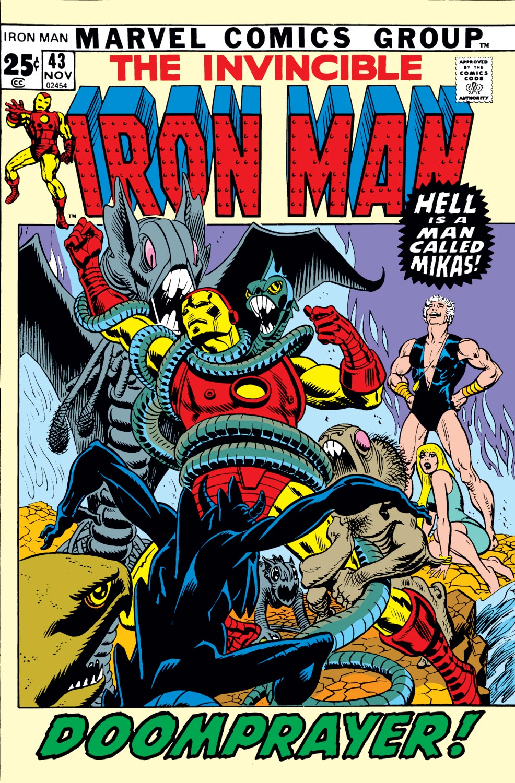 Iron Man (1968) #43